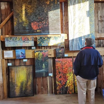 The Artists of the Limberlost 2021 Art Show